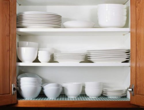 Keep Your Cabinets Protected With Shelf Liners