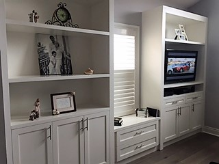 custom entertainment cabinets