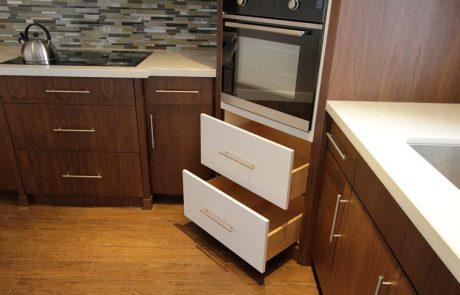 custom cabinet drawers