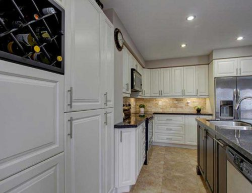 Differences Between Kitchen Cabinet Refacing & Refinishing
