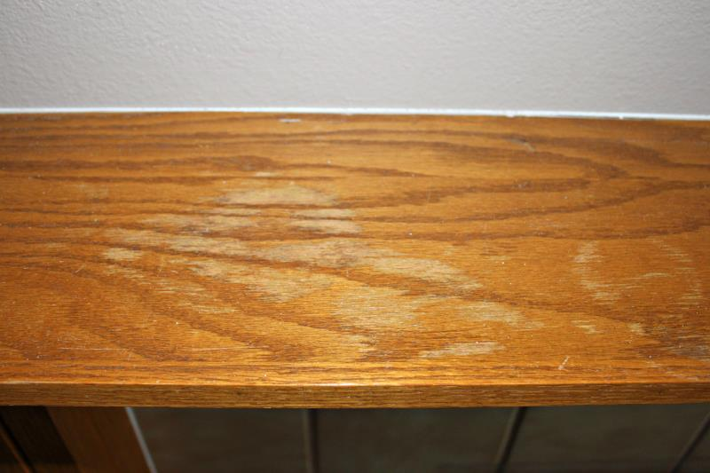 How To Get Rid Of Water Marks On Wood Cabinets - How To Remove Water Marks Off Wooden Table