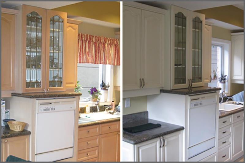 Small Kitchen Makeovers For A New Look Oakville On