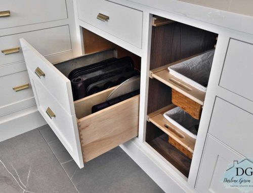 Expand Your Pantry with Custom Cabinets